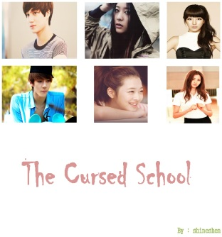 the cursed school poster