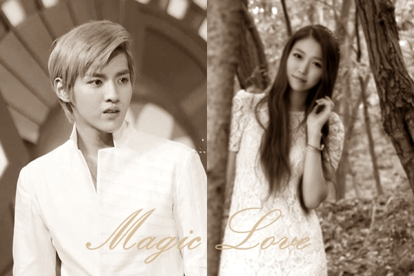 magic love cover
