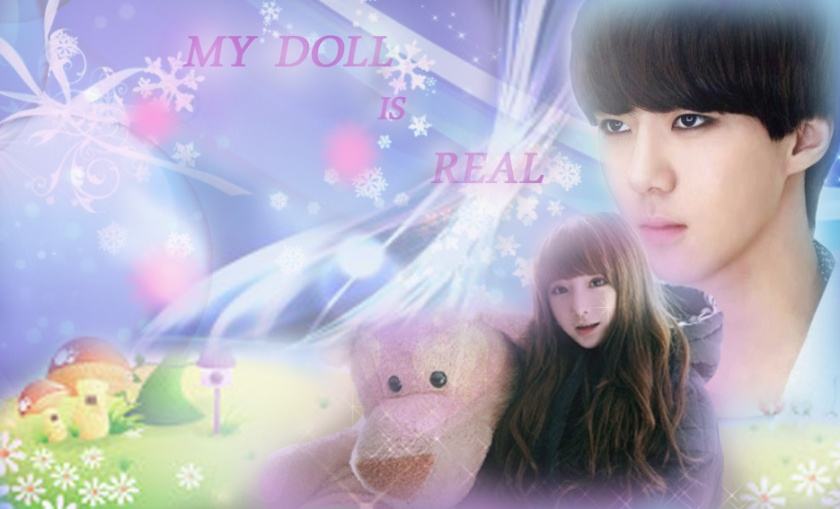 my doll is real1