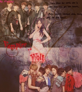 Vampire vs Wolf
