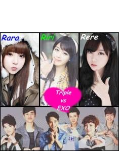 Triple & EXO