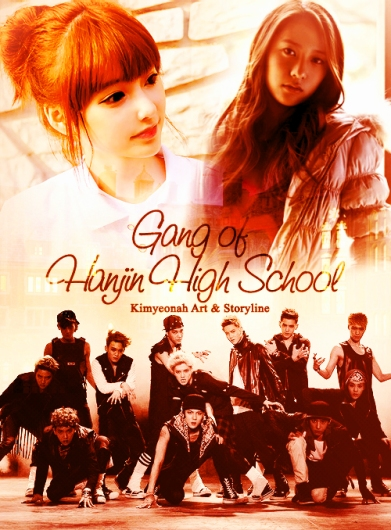 Gang of Hanjin High School