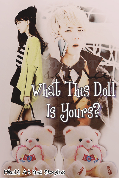 what this doll is yours
