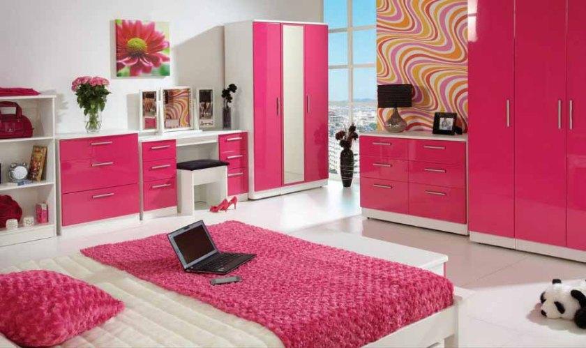BaekRi's room