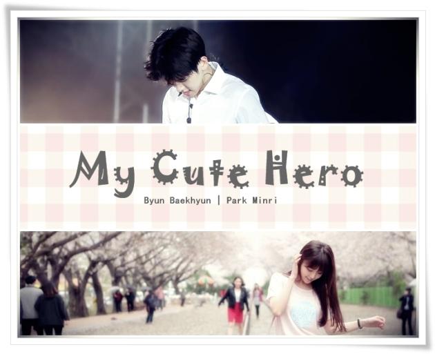 my cute hero-p