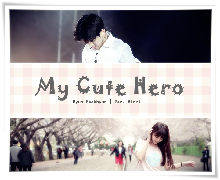 my cute hero-p
