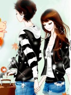 Download 50  Gambar Animasi Korea Bergerak Romantis  Terbaru