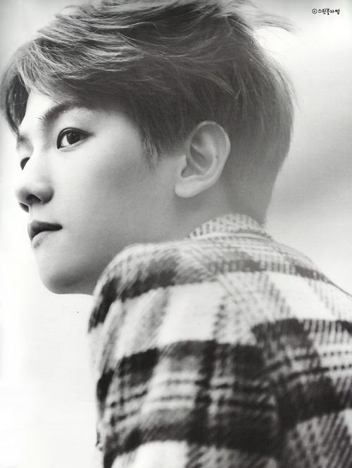 baekhyun handsome